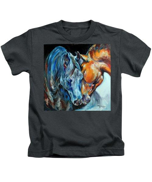 The Meeting  Kids T-Shirt