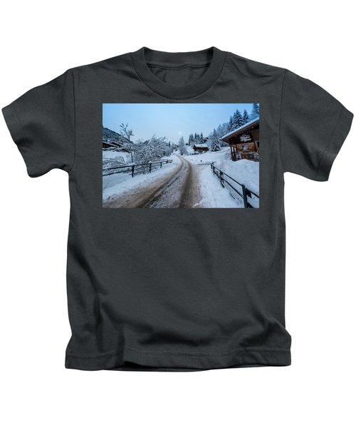 The Scene- Kids T-Shirt