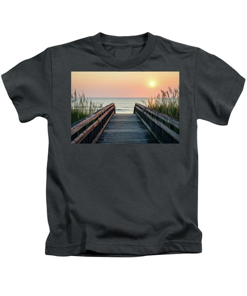 Beyond The Sea Kids T-Shirt