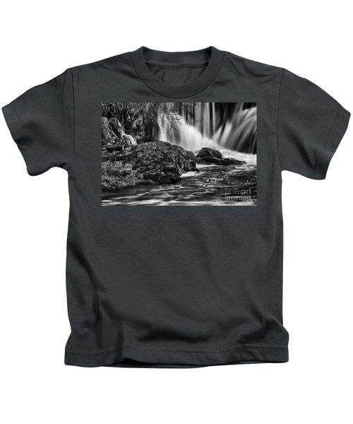 Tumwater Falls Park#1 Kids T-Shirt