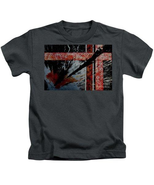 Fencing-2 Kids T-Shirt