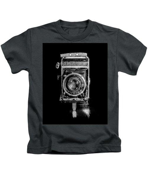 Vintage Camera Kids T-Shirt