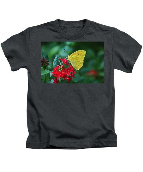 Winter Interlude Kids T-Shirt