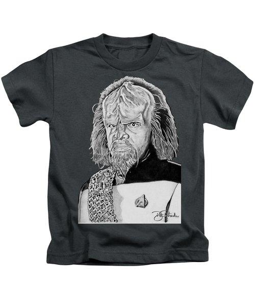 Worf Kids T-Shirt
