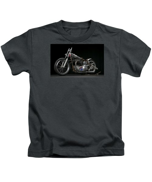 World's Fastest Vintage Triumph Kids T-Shirt