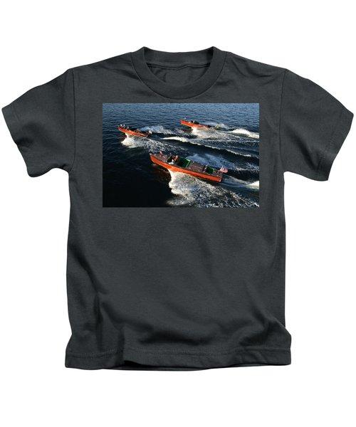 Magnificent Mahogany Kids T-Shirt
