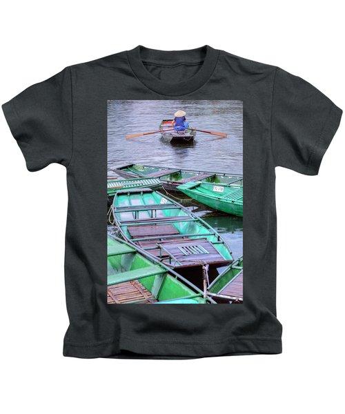 Ninh Binh - Vietnam Kids T-Shirt