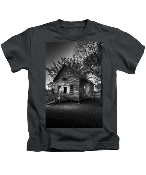 1800's Florida Church Kids T-Shirt