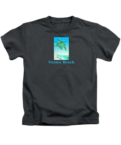 Venice Beach Kids T-Shirt