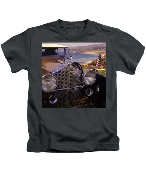 1932 Packard Phaeton Kids T-Shirt