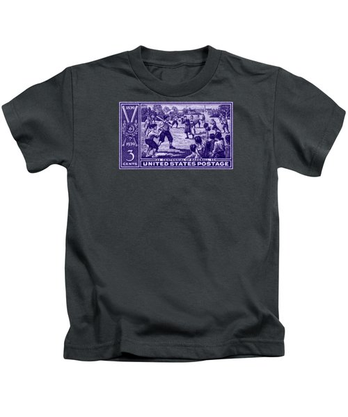 1939 Baseball Centennial Kids T-Shirt