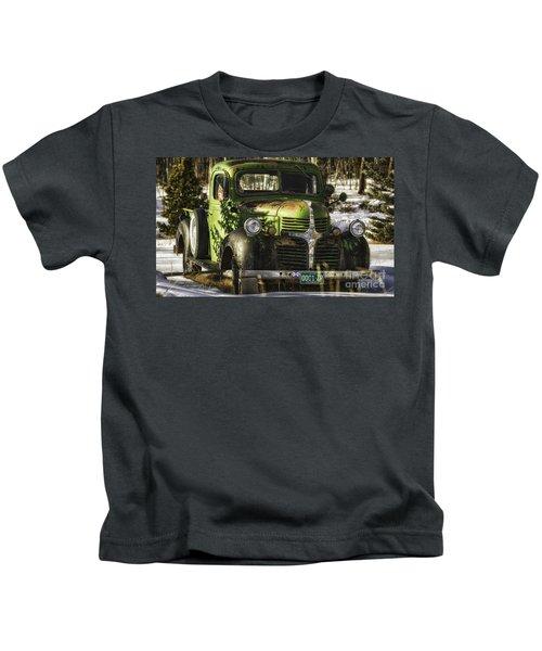 1940's Dodge  Kids T-Shirt