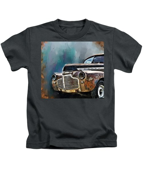 1941 Chevy Kids T-Shirt