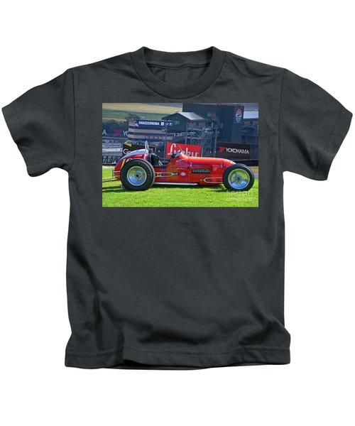 1948 Ford Sprint Car II Kids T-Shirt