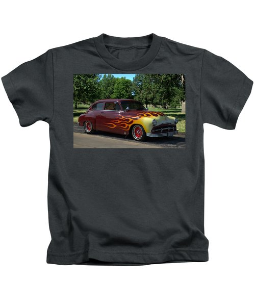 1952 Plymouth Concord Custom Kids T-Shirt