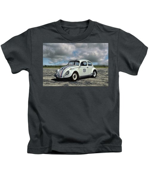 1964 Vw Herbie  Kids T-Shirt