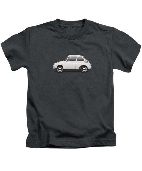 1970 Subaru 360 Kids T-Shirt