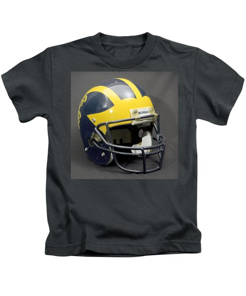 1990s Wolverine Helmet Kids T-Shirt