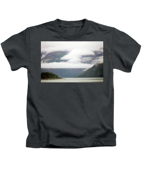 Alaska Coast Kids T-Shirt