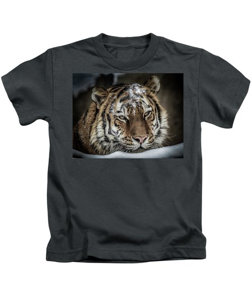 Amur Tiger Kids T-Shirt