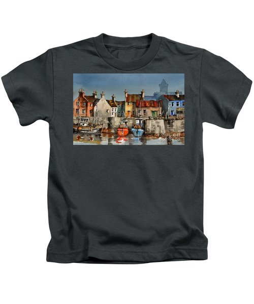 Dingle Harbour, Kerry Kids T-Shirt