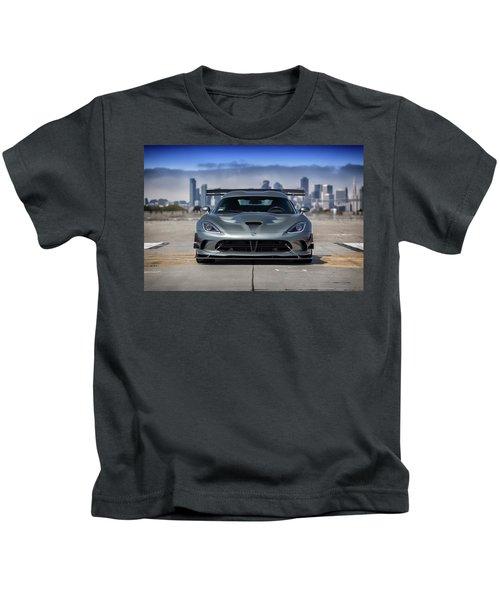 #dodge #acr #viper Kids T-Shirt