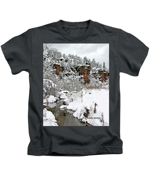 East Verde Winter Crossing Kids T-Shirt