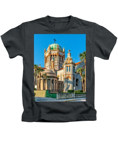 Flagler Memorial Presbyterian Church 3 Kids T-Shirt