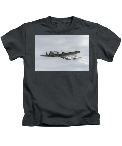 Flying Fortress Sally B Kids T-Shirt