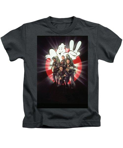 Ghostbusters II 1989  Kids T-Shirt