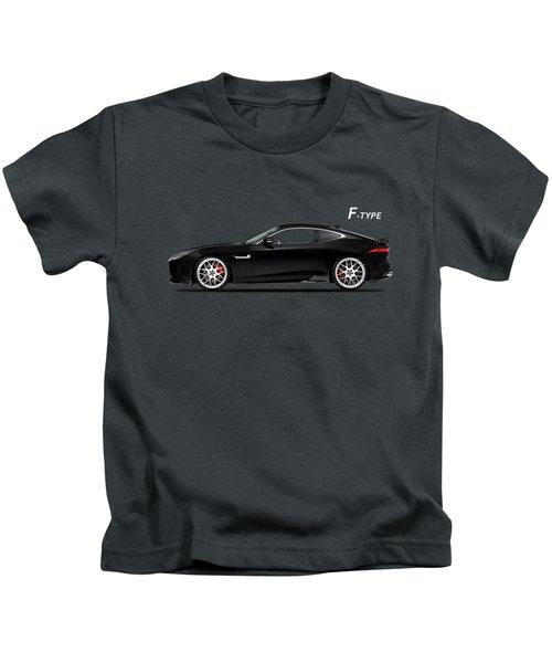 Jaguar F Type Kids T-Shirt