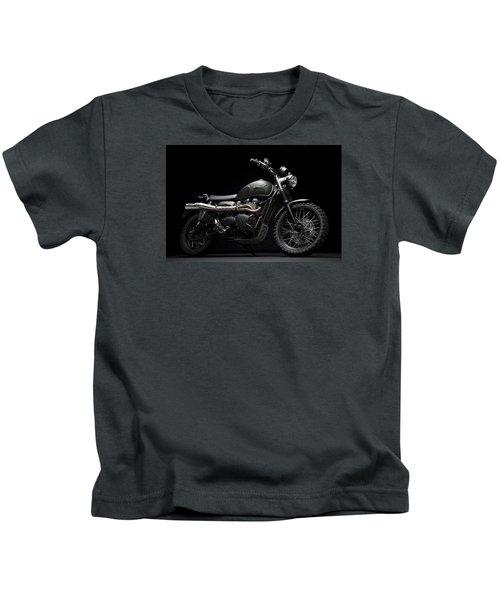 Jurassic Scrambler Kids T-Shirt