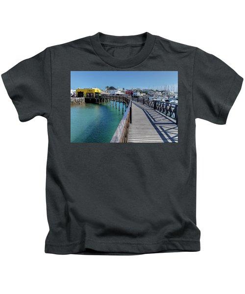 Marina Rubicon - Lanzarote Kids T-Shirt