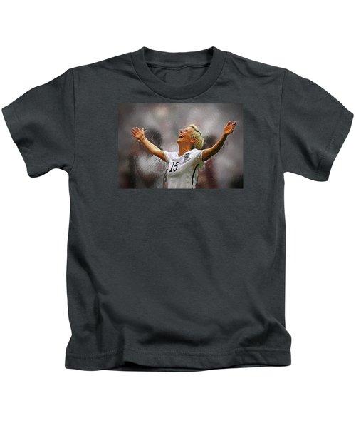 Megan Rapinoe Kids T-Shirt