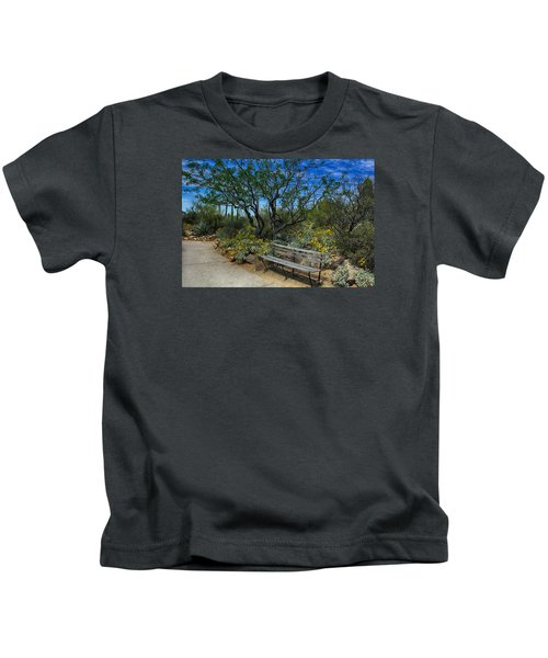 Peaceful Moment Kids T-Shirt