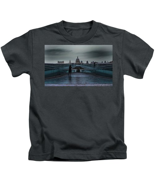 St Paul's Cathedral Kids T-Shirt