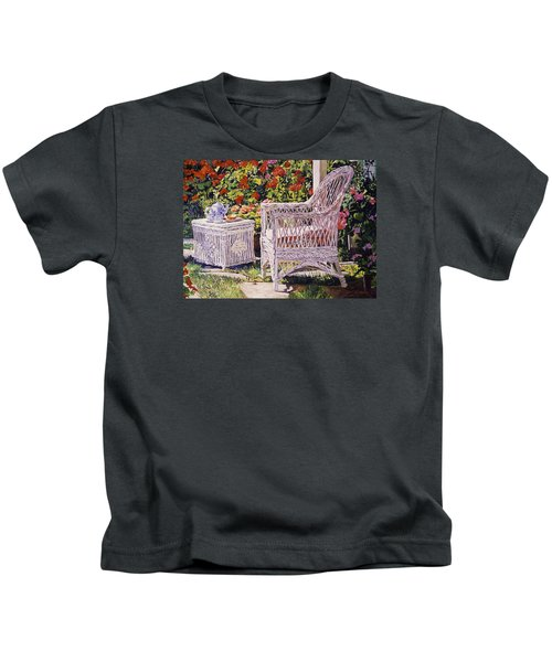 Tea Time Kids T-Shirt