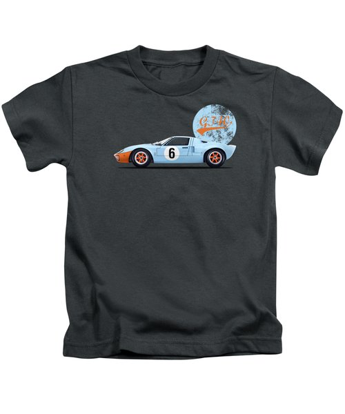 The Gt40 Kids T-Shirt
