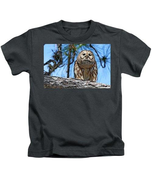 Wise Owl Kids T-Shirt