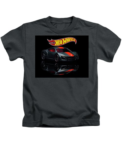 2012 Acura Nsx-2 Kids T-Shirt