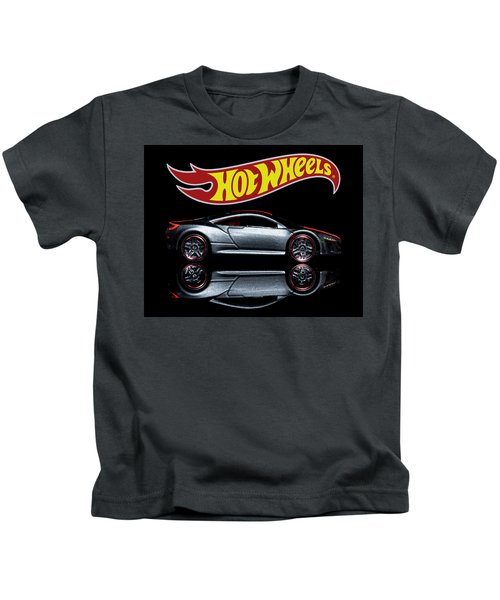 2012 Acura Nsx Kids T-Shirt