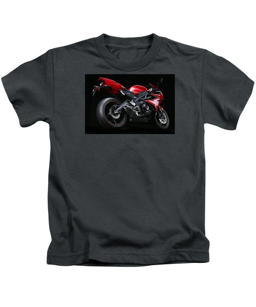 2013 Triumph Daytona 675 Kids T-Shirt