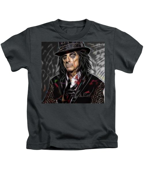 Alice Cooper Collection Kids T-Shirt