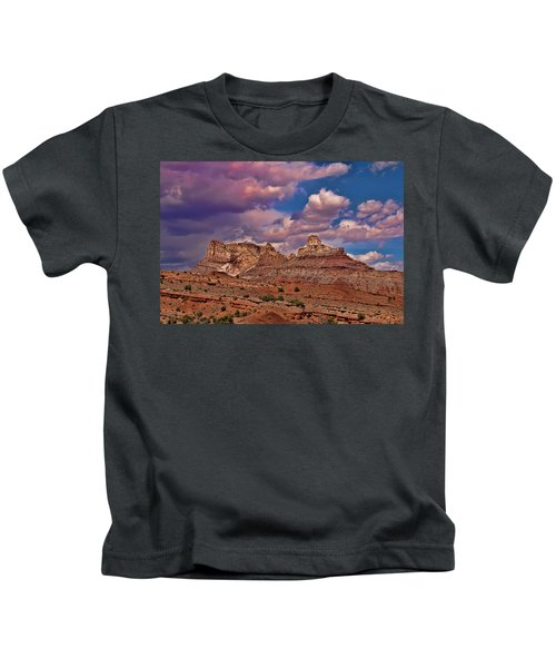 San Rafael Swell Kids T-Shirt