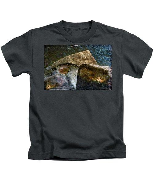 Stone Sharkhead Kids T-Shirt