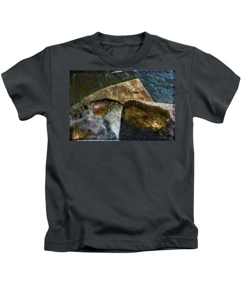 Stone Sharkhead Kids T-Shirt