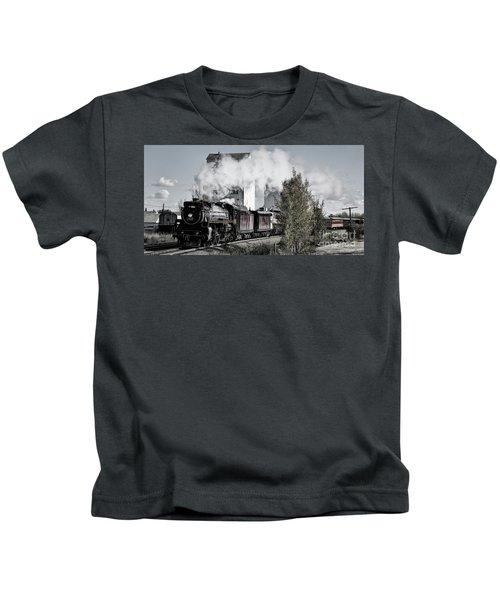 2816 At Dewinton Kids T-Shirt