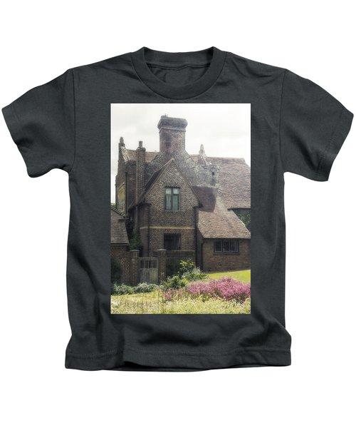 English Cottage Kids T-Shirt