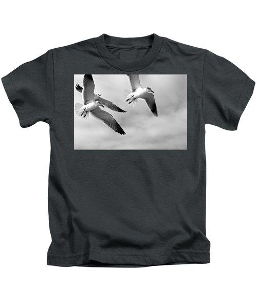 3 Gulls Kids T-Shirt