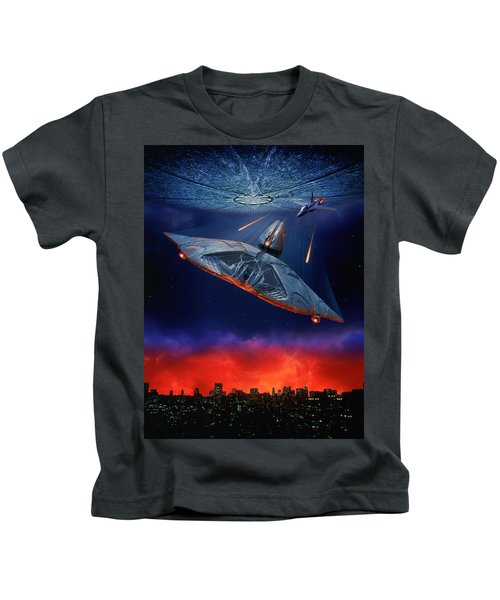 Independence Day 1996  Kids T-Shirt